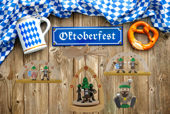 Oktoberfest Decorations | Schmidt Christmas Market