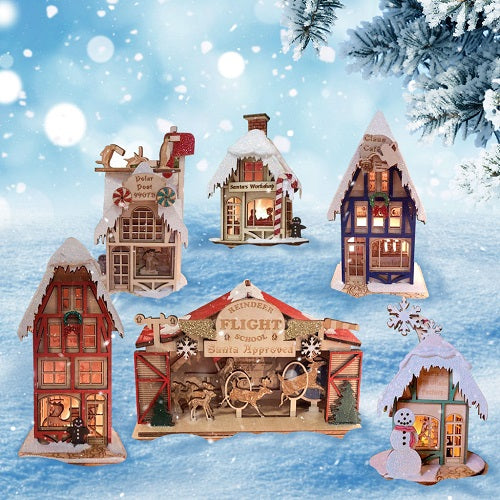 Wooden Village | Schmidt Christmas Market