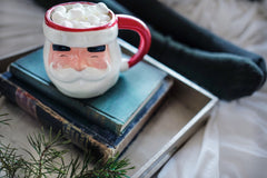 Christmas Mug with hot Chocolate by Schmidt Christmas Market