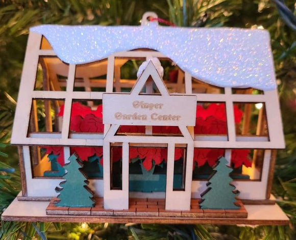 Ginger Cottage Garden Center - Schmidt Christmas Market Christmas Decoration