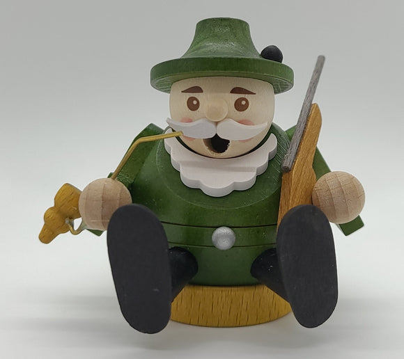 Handmade German Mini smokers Forest Ranger Incense Burner - Schmidt Christmas Market Christmas Decoration