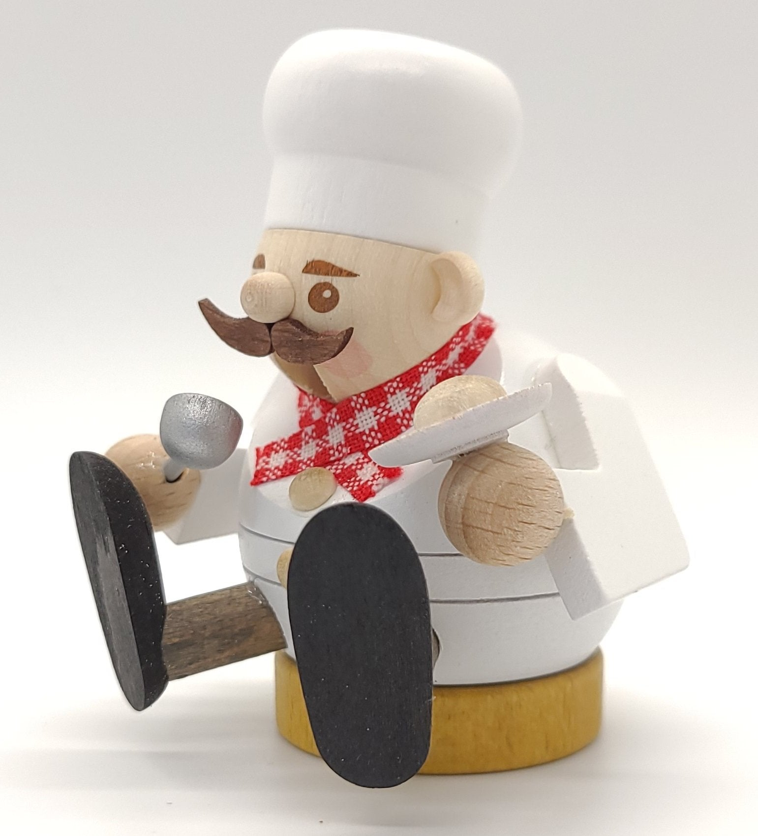 Mini-Smoker Cook Decoration - Schmidt Christmas Market Christmas Decoration