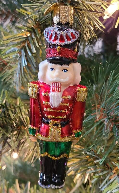 Nutcracker General Ornament - Schmidt Christmas Market Christmas Decoration