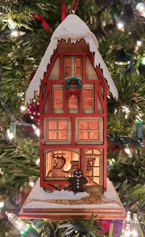 Tannenbaum Toboggan Co - Schmidt Christmas Market Christmas Decoration