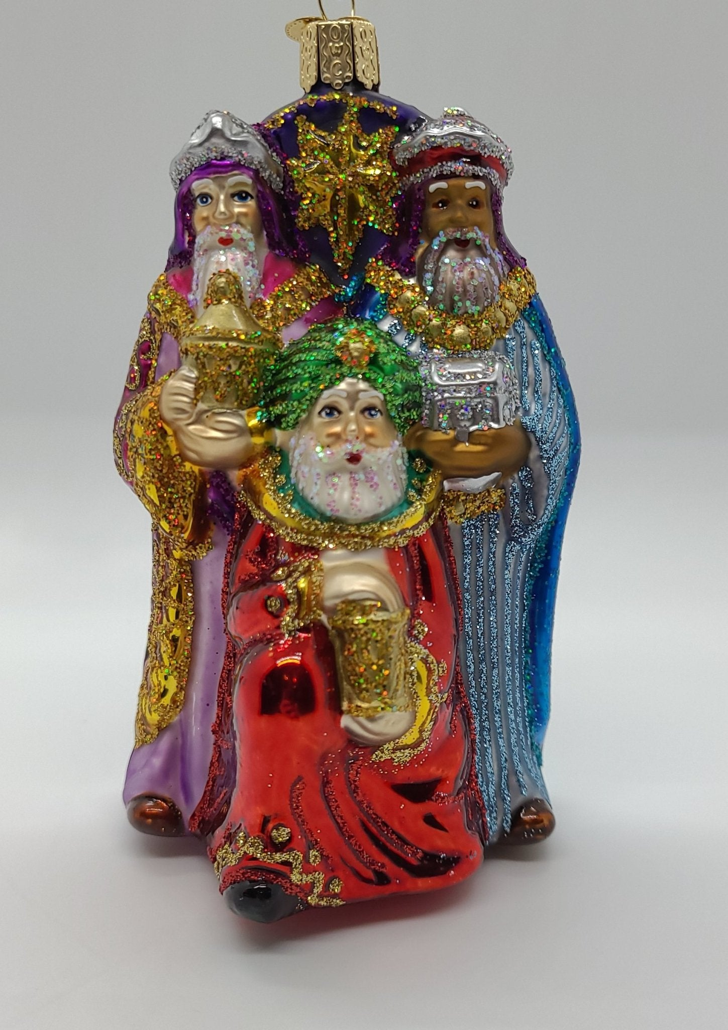 Three Wise Men - Schmidt Christmas Market Christmas Decoration