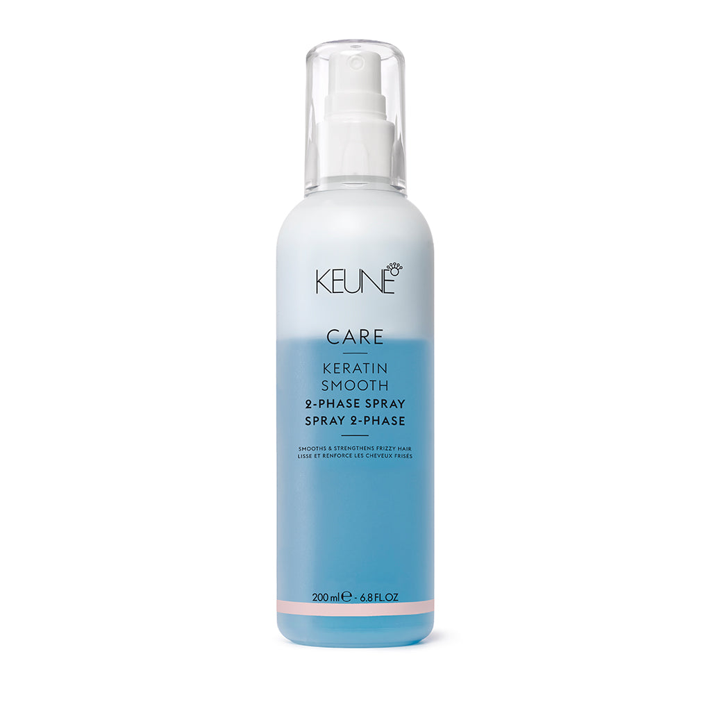 Care Keratin smooth 2 Phase Spray • Keune.