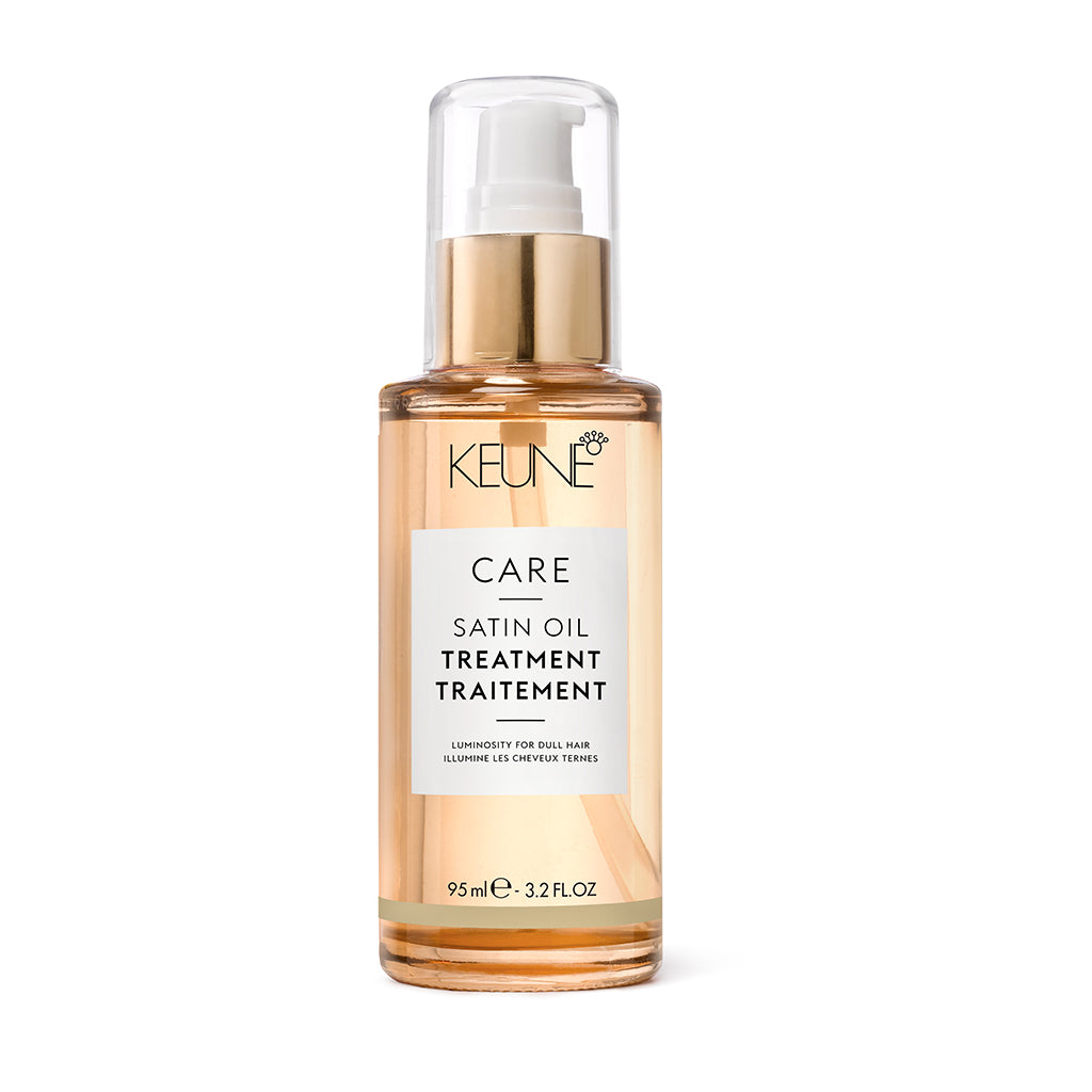 Care Satin Oil - Oil Treatment • Keune.