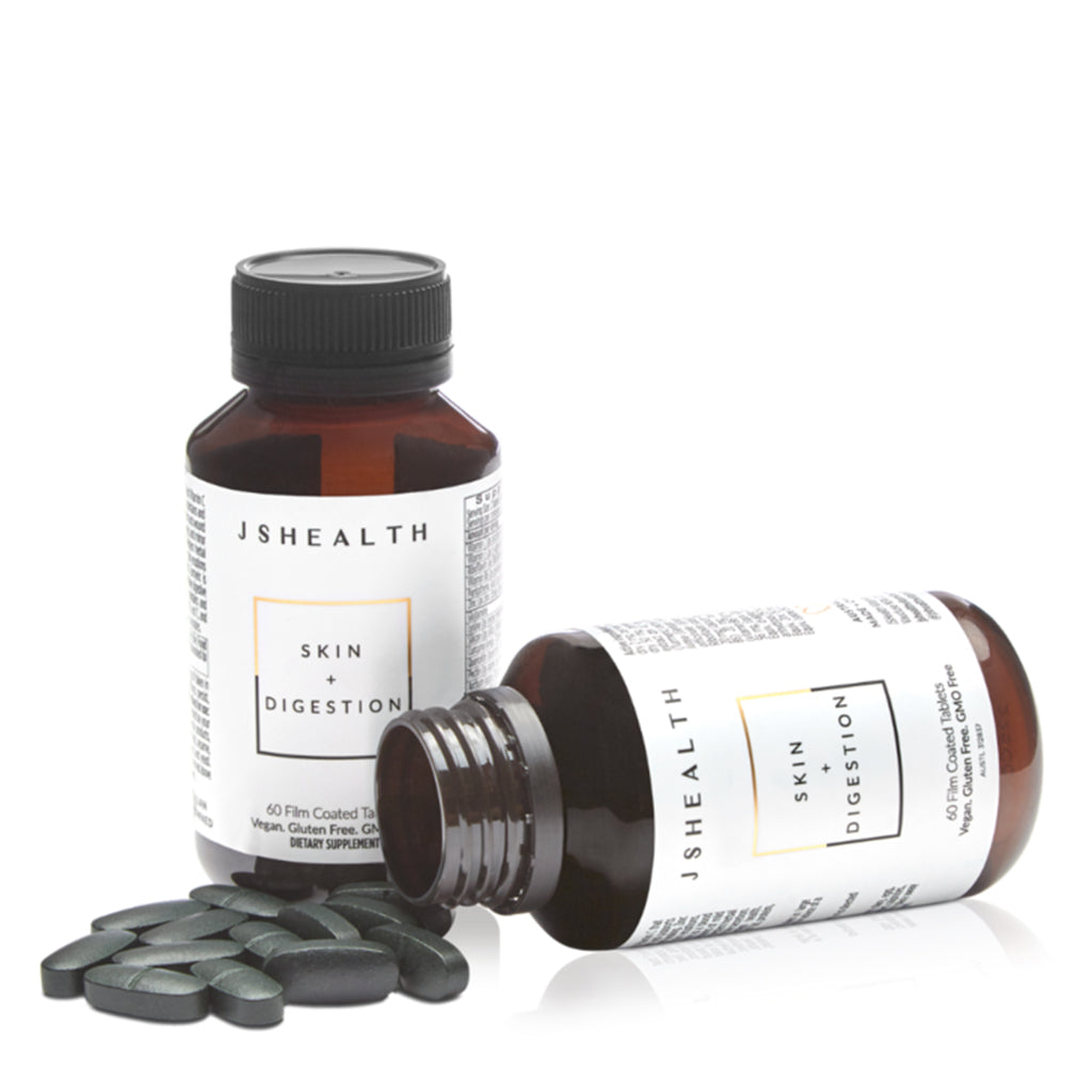 Skin + Digestion Vitamins • JS Health.