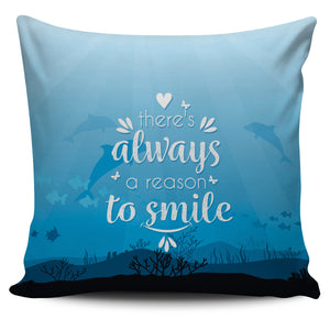Smile Pillow Cover