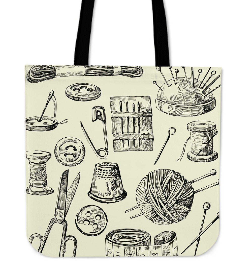 Craft Cloth Tote Bag