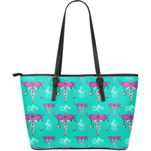 NURSE WINGS LARGE TOTE