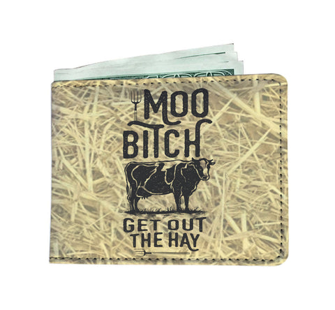 Moo Bitch- Get Out Of The Hay