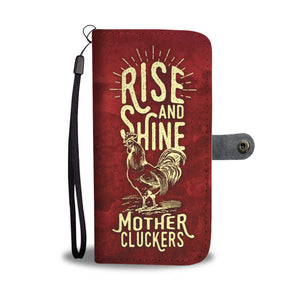 Rise & Shine - Wallet Phone Case