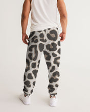 Load image into Gallery viewer, Leopard Brown Men's Track Pants