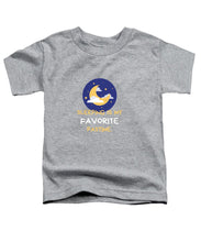 Load image into Gallery viewer, Favorite Past Time - Toddler T-Shirt