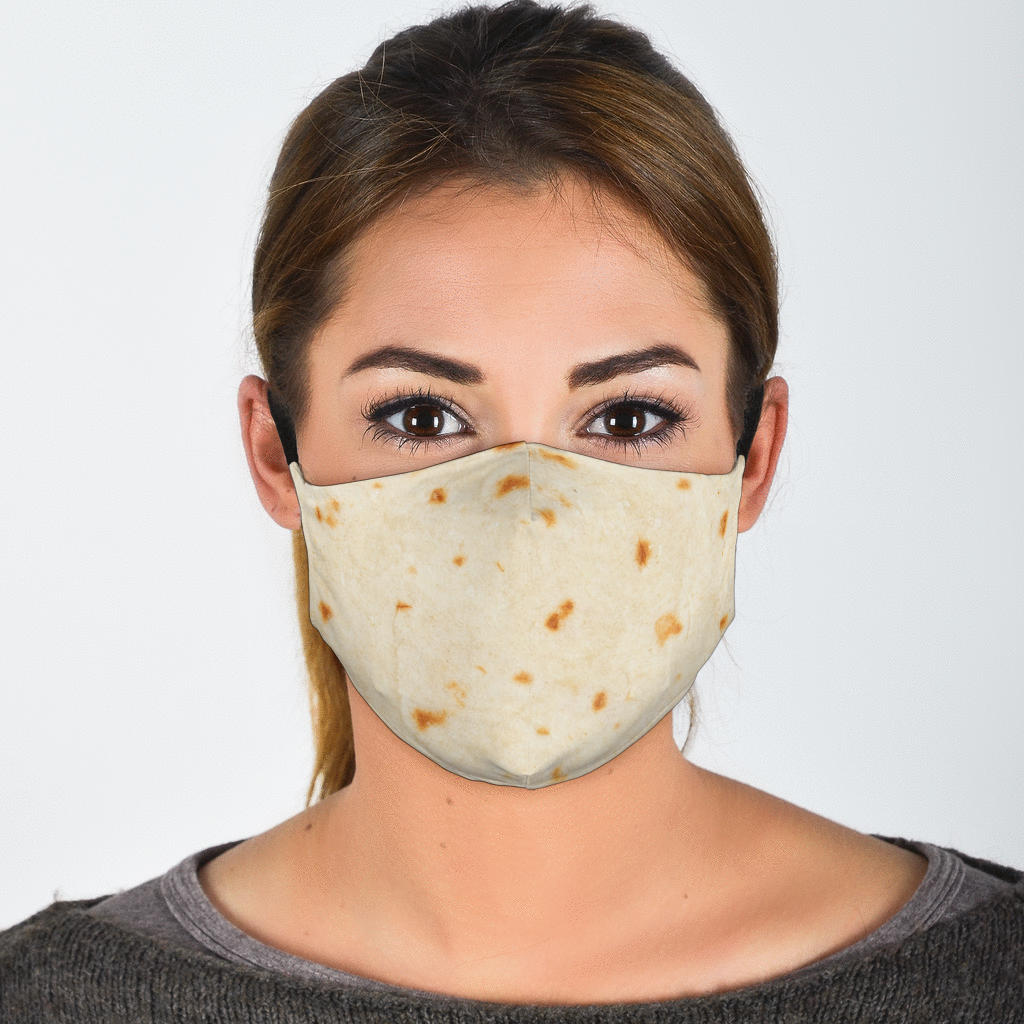 Tortilla Face Mask