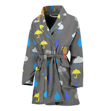 Load image into Gallery viewer, Storm Chaser Bathrobe Women's