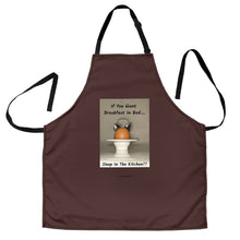 Load image into Gallery viewer, Women's Apron - Breakfast