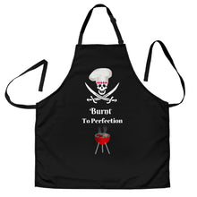 Load image into Gallery viewer, Men's Apron - Burnt To Perfection