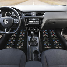 Load image into Gallery viewer, Blue eyed Cat Car Floor Mat