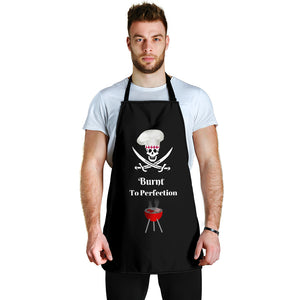 Men's Apron - Burnt To Perfection
