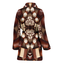 Load image into Gallery viewer, Chocolate Lovers Womens Bath Robe