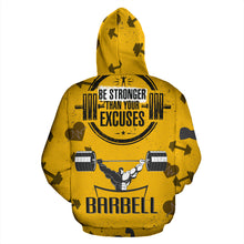 Load image into Gallery viewer, Barbell Hoodie