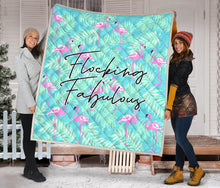 Load image into Gallery viewer, Flocking Fabulous Quilt