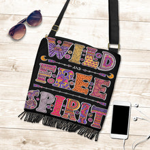 Load image into Gallery viewer, Wild & Free Spirit Boho Bag