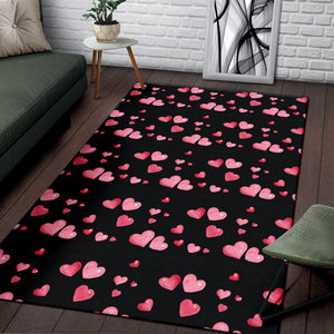 Love Heart Area Rug