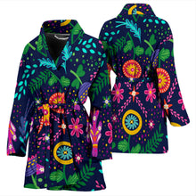 Load image into Gallery viewer, Beautiful Spring Women's Bath Robe