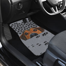 Load image into Gallery viewer, Can you see me CAR FLOOR MATS