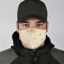 Load image into Gallery viewer, Tortilla Face Mask