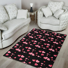 Load image into Gallery viewer, Love Heart Area Rug