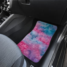 Load image into Gallery viewer, Watercolor Pink Front Car Mats