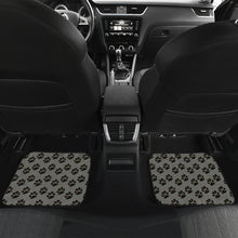Load image into Gallery viewer, Grey Paws CAR FLOOR MATS