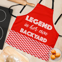 Load image into Gallery viewer, Backyard Legend Womens Apron