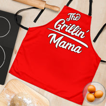 Load image into Gallery viewer, Grillin' Mama Womens Apron