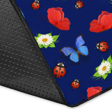 Load image into Gallery viewer, Butterfly Garden Area Rug