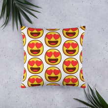 Load image into Gallery viewer, Emoji B-Basic Pillow