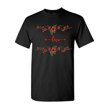 Load image into Gallery viewer, Love-Heavy Cotton T-Shirt