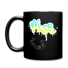 Load image into Gallery viewer, Music-Full Color Mug - black