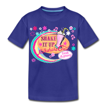 Load image into Gallery viewer, Shake It Up-Kids' Premium T-Shirt - royal blue