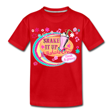 Load image into Gallery viewer, Shake It Up-Kids' Premium T-Shirt - red