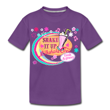 Load image into Gallery viewer, Shake It Up-Kids' Premium T-Shirt - purple