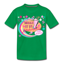 Load image into Gallery viewer, Shake It Up-Kids' Premium T-Shirt - kelly green