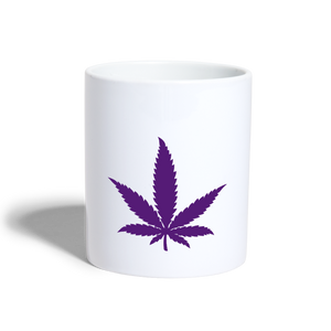 CBD-Coffee/Tea Mug - white
