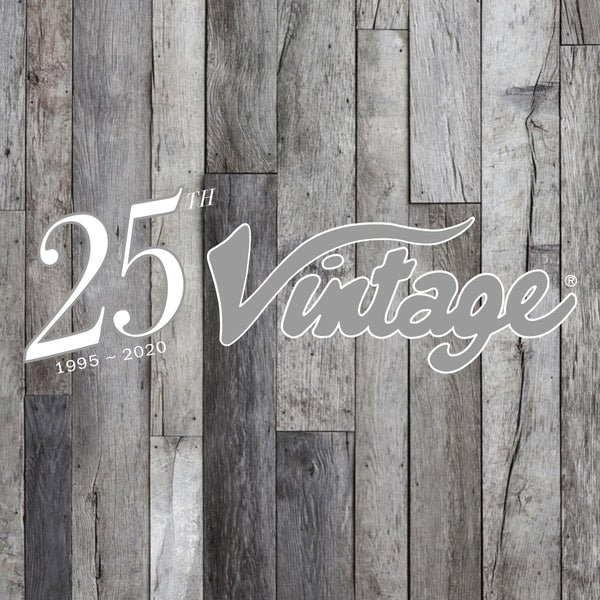 Vintage Celebrates its 25th Anniversary