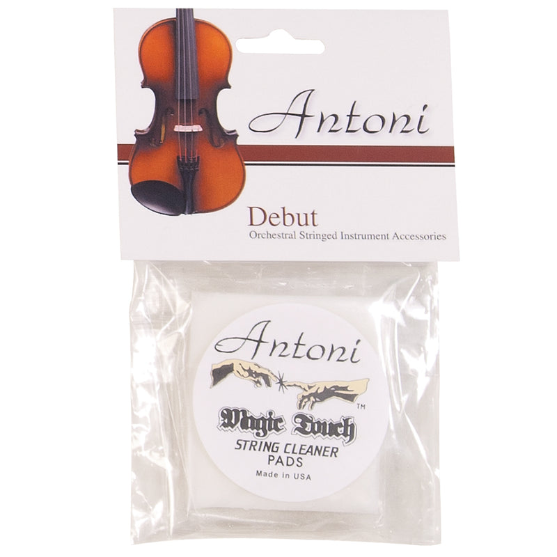 Antoni 'Debut' String Cleaning Pads ~ Pack of 25