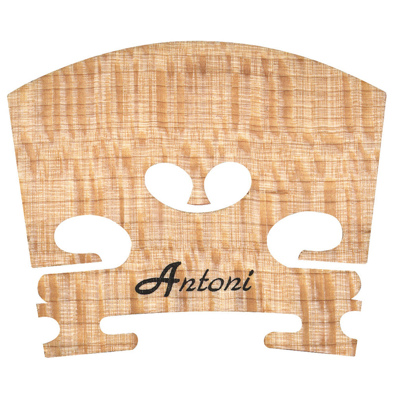 Antoni Violin Bridge ~ 4/4 Size